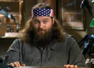 One of Willie Robertson's favorite recipes is Duck Wraps