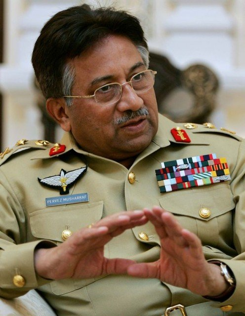 Pervez Musharraf, who is currently under house arrest, already faces murder charges over the deaths of Benazir Bhutto and a Baloch tribal leader