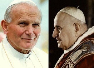 Pope John Paul II and Pope John XXIII will be declared saints on April 27, 2014