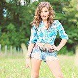 Porter Ridge's Kayla Wood is a senior student at Indiana University
