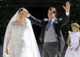 Prince Felix of Luxembourg has married his long-time love Claire Lademacher in south eastern France