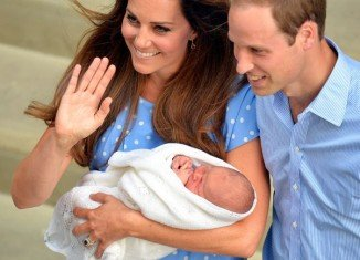 Prince George will be christened on Wednesday, October 23, at the Chapel Royal at St James's Palace