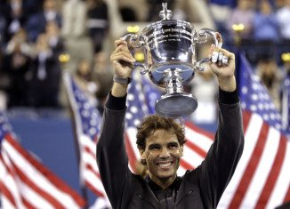 Rafael Nadal has won his second US Open title in New York after beating world number one Novak Djokovic in a pulsating four-set final