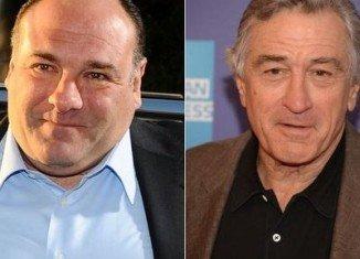 Robert De Niro is taking over James Gandolfini's role in Criminal Justice