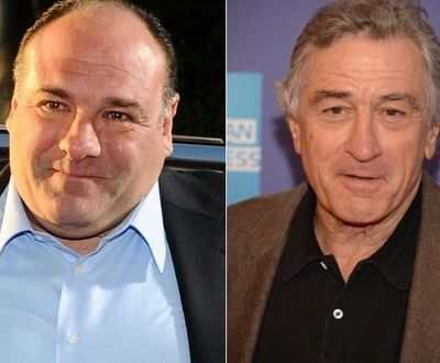 Robert De Niro is taking over James Gandolfini's role in Criminal Justice