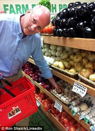 Ron Shaich is currently attempting to live on just $4.50 a day as part of a campaign to show what it's like for the millions of Americans who depend on food stamps