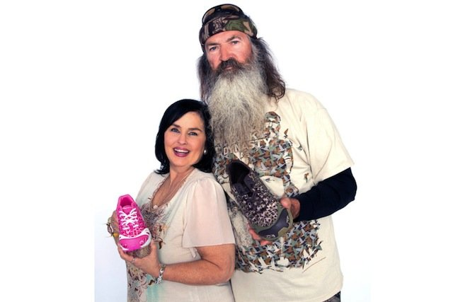 Spira Duck Dynasty Shoes photo