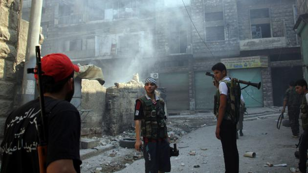 "Syria has given Russia new ""material evidence"" that rebels have used chemical weapons"