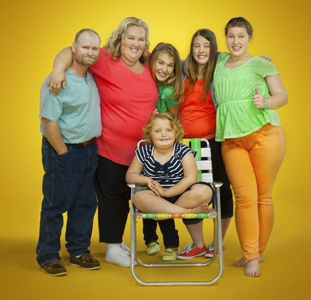 TLC has ordered twelve new episodes of Here Comes Honey Boo Boo along with three specials for a third season photo