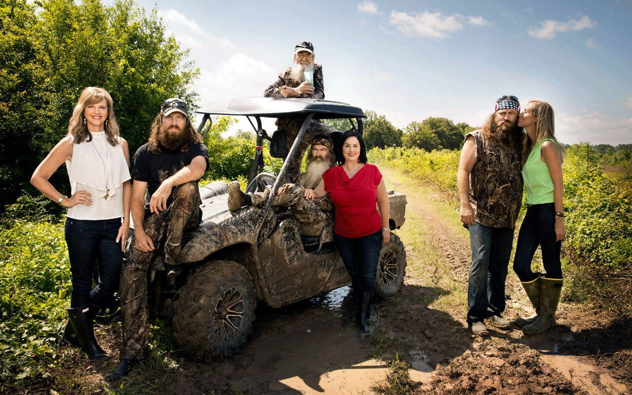 duck commander 2018-7-6 duck commander the tour opens to the public with its christian-themed entertainment.