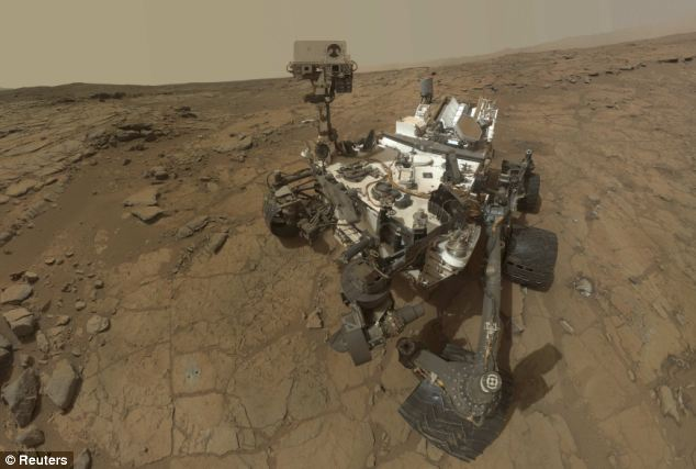 The Curiosity rover currently scanning the Red Planet has not detected any methane, a gas that is produced by living things