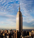 The Empire State Building was opened during the Great Depression in 1931 and was the world's tallest building until 1972