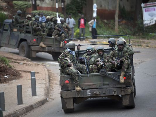 The Kenyan stand-off at Westgate shopping centre enters fourth day with security forces combing the Nairobi mall attacked by suspected al-Shabab militants