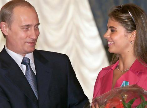 The Kremlin was forced to deny claims that Russian President Vladimir Putin has married former Olympic gymnast Alina Kabaeva