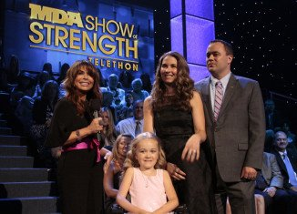 The MDA announced a total of $58,706,015 on September 30, 2012, the year when the annual Labor Day Telethon became MDA Show of Strength