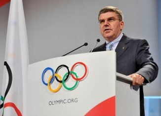 Thomas Bach has been elected as the new president of the International Olympic Committee