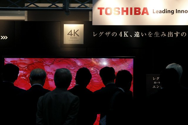 Toshiba has said it will halve the number of staff in its TV division to 3,000 as it looks to revamp the unit's operations