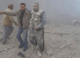 UN report confirms sarin gas was used in a rocket attack in Damascus last month