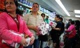 Venezuela has taken over Manpa toilet paper factory to avoid any shortage