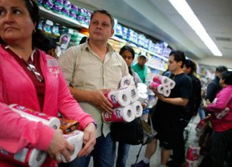 Venezuela has taken over Manpa toilet paper factory to avoid any shortage