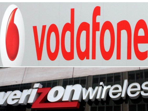Vodafone has sold its 45 percent stake in Verizon Wireless to Verizon Communications group in one of the biggest deals in corporate history