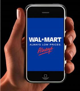 Walmart has announced that it has slashed the price of the 16 gigabyte iPhone 5 to $98, down from its previous offer of $129