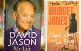 A printing mix up led to early copies of the latest Bridget Jones book, Mad About the Boy, having a chunk of David Jason's memoirs in the middle