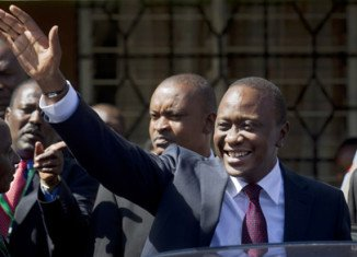 African states want the ICC to withdraw the case against Kenyan President Uhuru Kenyatta