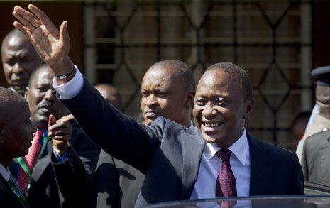 African states want the ICC to withdraw the case against Kenyan President Uhuru Kenyatta