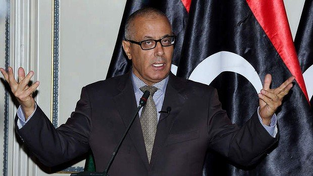 Ali Zeidan has said his brief kidnap this week was an attempted coup blaming his political opponents for the attack photo