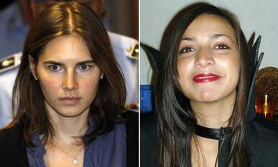Amanda Knox was the housemate of Meredith Kercher