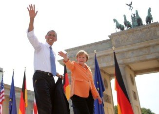 Angela Merkel has called President Barack Obama after receiving information that the US may have spied on her mobile phone