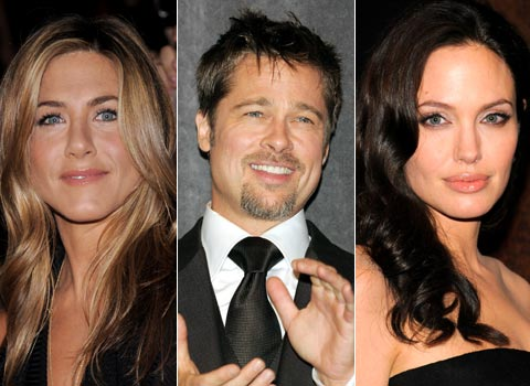 Angelina Jolie has taken a lot of heat for her relationship with Brad Pitt and has been blamed for years for his broken marriage to Jennifer Aniston photo