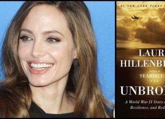 Angelina Jolie will direct her second film, Unbroken, in Australia
