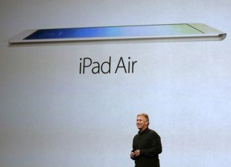 Apple has unveiled the iPad Air that is 20 percent thinner than the previous version