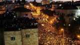 At least 800,000 people from across Israel took to the streets of Jerusalem to mourn Rabbi Ovadia Yosef