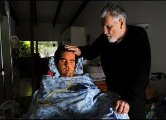 Augusto Odone rejected medical opinion and created an oil to save the life of his son Lorenzo