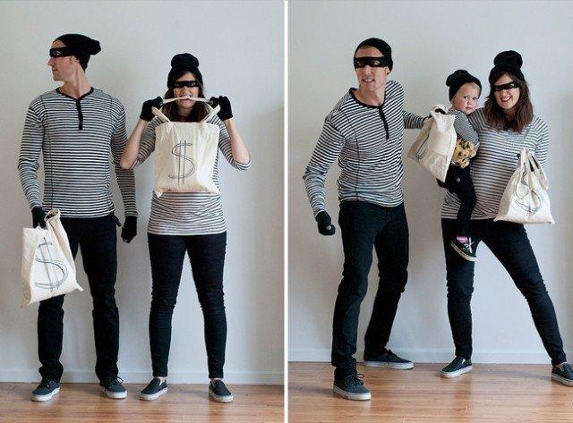 Bandits Halloween costumes