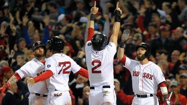 Boston Red Sox has won the 2013 World Series with a victory over St Louis Cardinals in Game 6 at Fenway Park