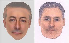 British police investigating Madeleine McCann's disappearance has released two e-fits of a man who was seen carrying a child towards the beach in Portugal