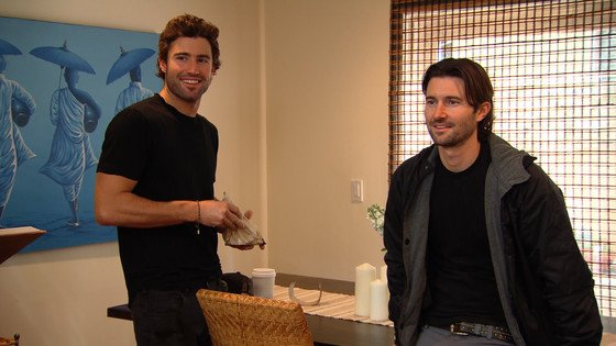 Brody and Brandon Jenner are reportedly happy with Bruce and Kris Jenner's separation after 22 years of marriage