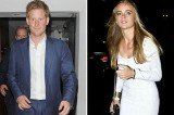 Cressida Bonas is dating Prince Harry since 2012