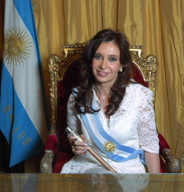 Cristina Fernandez de Kirchner has been ordered to take a month off work after bleeding was found on her brain