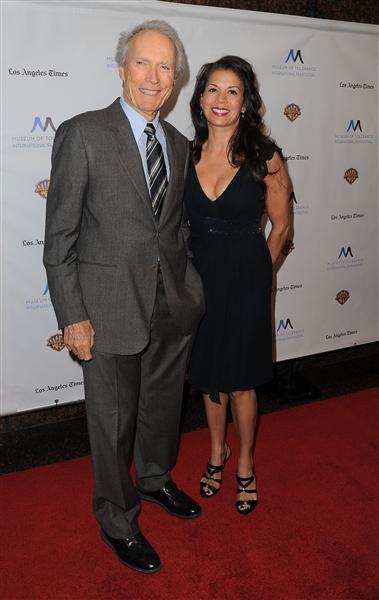 Dina Eastwood filed divorce papers Monday in Monterey County Superior Court in Carmel, California, to end her 17-year marriage to Clint Eastwood
