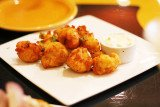 Duck Dynasty Fried Alligator Balls