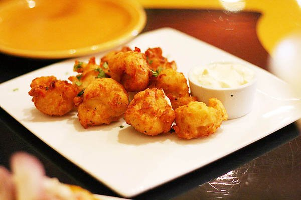 Duck Dynasty Fried Alligator Balls photo
