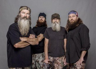 Duck Dynasty Halloween costumes are among the most popular in 2013
