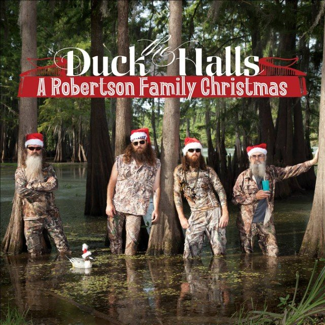 Duck The Halls: Duck Dynasty Christmas album to hit stores on October