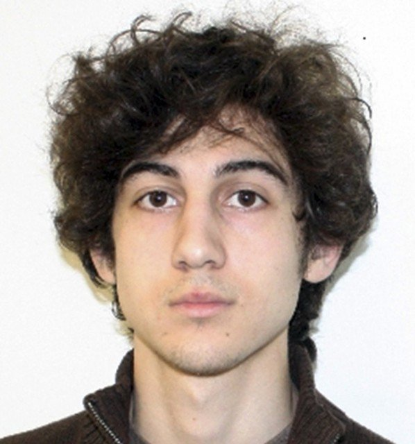 Dzhokhar Tsarnaev's lawyers said in court documents that he has been confined to his cell except for visits from them and very limited access to a small outdoor enclosure 598x640 photo