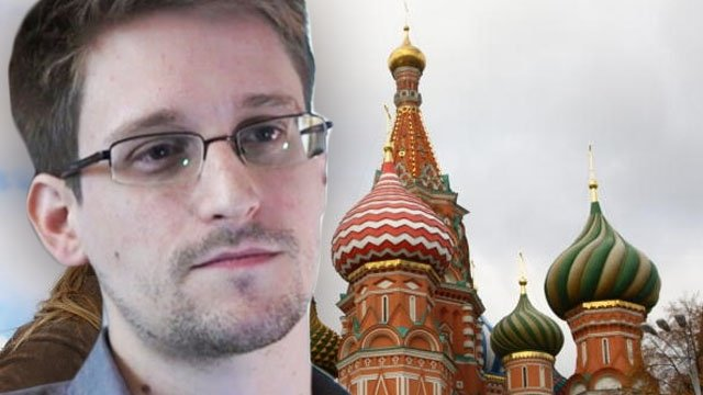 Edward Snowden insists he took no classified documents to Russia when he fled to Moscow from Hong Kong in June